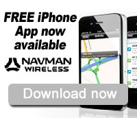 Nav man Iphone